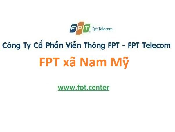 Lắp đặt internet FPT xã Nam Mỹ ở Nam Trực giá tốt
