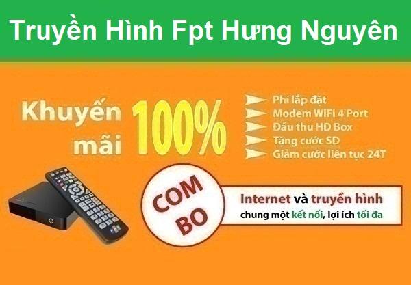 Lắp đặt truyền hình Fpt huyện Hưng Nguyên