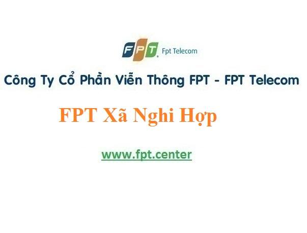 Đăng ký lắp đặt internet wifi xã Nghi Hợp tại khu vực Nghi Lộc