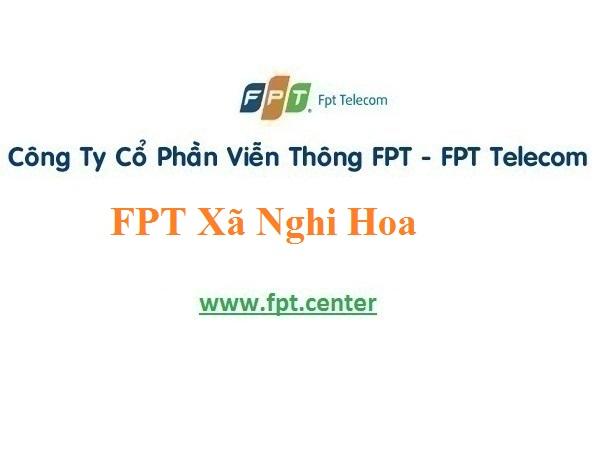 Lắp Đặt Internet và truyền hình xã Nghi Hoa ở tại Nghi Lộc