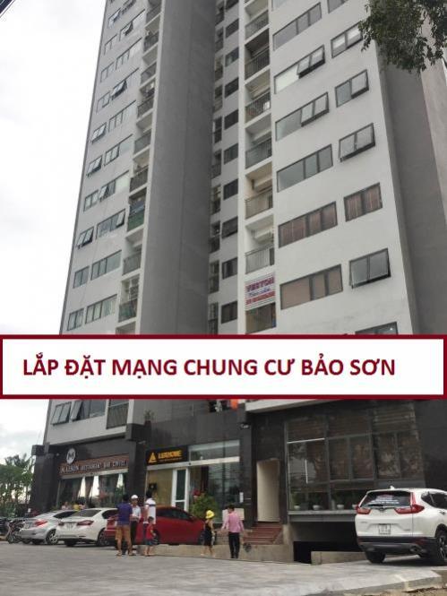 Lắp Mạng Cáp Quang Chung Cư Bảo Sơn Complex