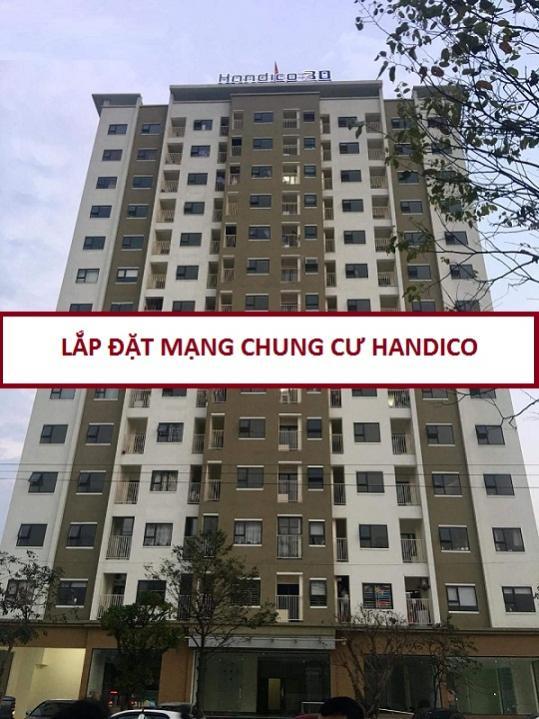 Đăng ký mạng internet cáp quang chung cư Handico 30