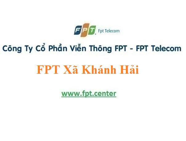 Khuyến Mãi Lắp Đặt Mạng Internet Ở Xã Khánh Hải giá rẻ
