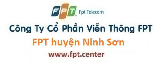 Đăng ký internet FPT huyện Ninh Sơn tỉnh Ninh Thuận