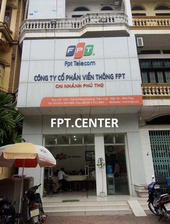 Lắp đặt mạng FPT Phú Thọ giá cực sốc
