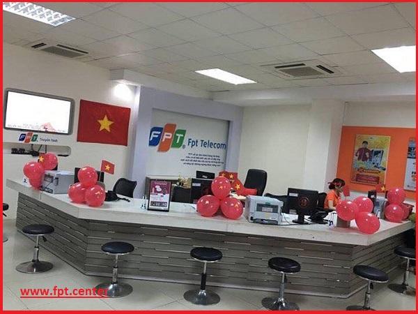 Văn phòng giao dịch FPT Quảng Bình - Lắp mạng FPT
