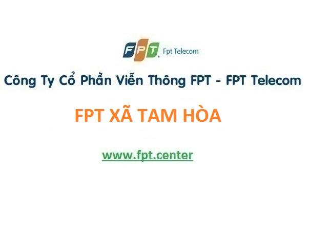 Lắp mạng Fpt xã Tam Hòa ở Núi Thành, Quảng Nam