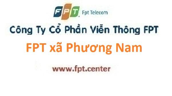 Lắp đặt mạng FPT phường Phương Nam tại thành phố Uông Bí