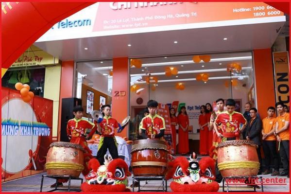 Văn Phòng Giao Dịch FPT telecom Quảng Trị - Lắp mạng FPT