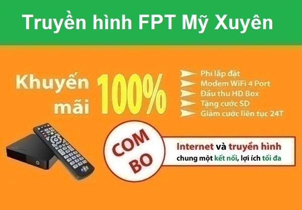 Lắp đặt truyền hình Fpt huyện Mỹ Xuyên