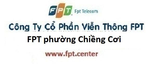 Lắp đặt internet wifi FPT phường Chiềng Cơi thành phố Sơn La