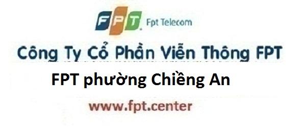 Lắp đặt internet FPT phường Chiềng An thành phố Sơn La