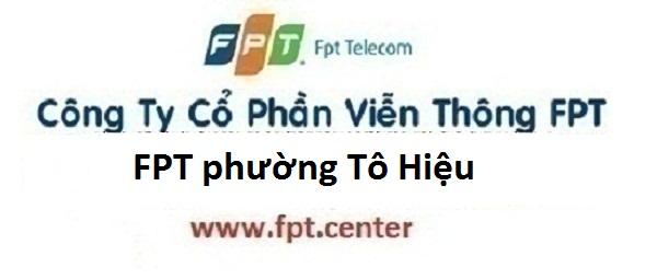 Lắp đặt mạng FPT phường Tô Hiệu thành phố Sơn La