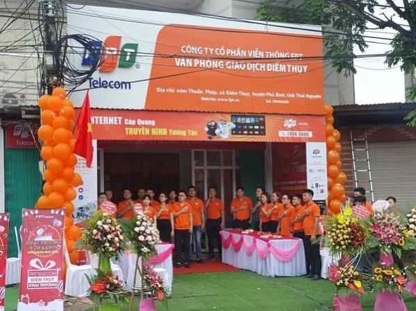 Cửa hàng Fpt huyện Phú Bình