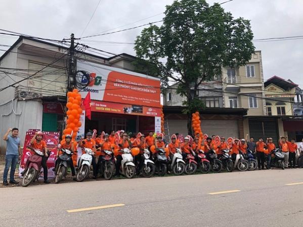 Văn phòng giao dịch Fpt huyện Phú Bình