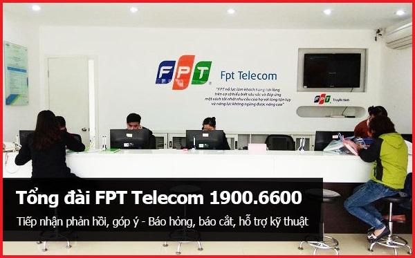 Văn phòng giao dịch FPT Trà Vinh chi nhánh 46 Nguyễn Đáng