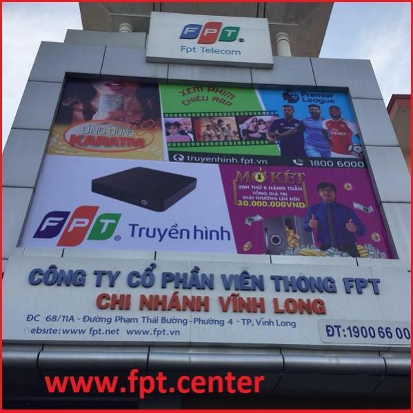 Văn Phòng Giao Dịch FPT Vĩnh Long chi nhánh 68/11A Phạm Thái Bường