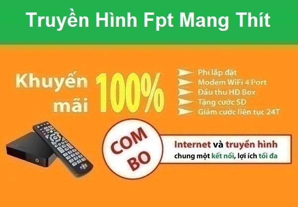 Đăng ký truyền hình Fpt huyện Mang Thít