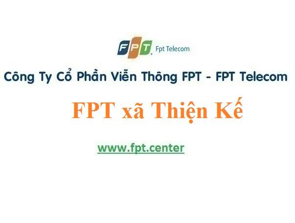 Lắp Đặt Mạng FPT xã Thiện Kế tại Bình Xuyên tỉnh Vĩnh Phúc