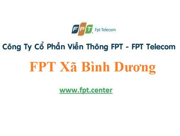Lắp Đặt Mạng FPT Xã Bình Dương Ở Huyện Vĩnh Tường Vĩnh Phúc