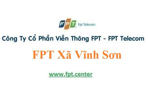 Lắp Đặt Mạng FPT Xã Vĩnh Sơn Ở Huyện Vĩnh Tường Vĩnh Phúc