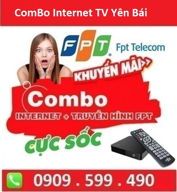Gói Combo Internet Truyền Hình FPT Yên Bái Giá Hấp Dẫn
