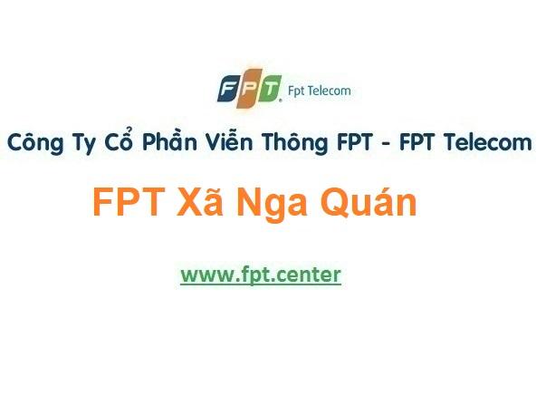 Lắp Đặt Mạng Fpt Xã Nga Quán huyện Trấn Yên tỉnh Yên Bái