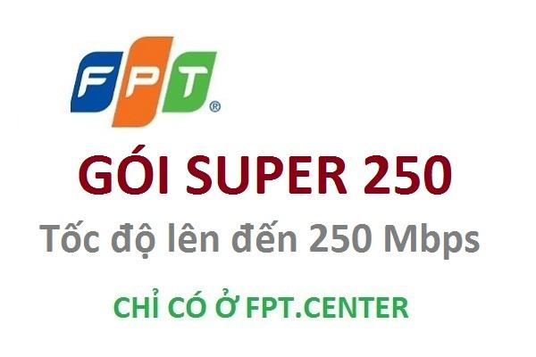 Gói Cước Internet Super 250