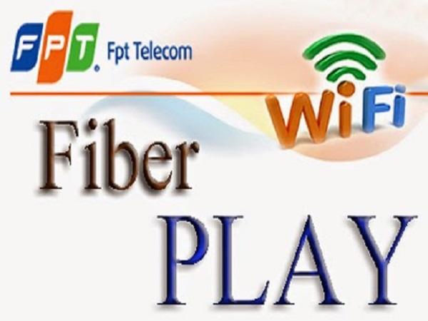 Gói cước cáp quang FPT Fiber Play tốc độ 50 Mbps
