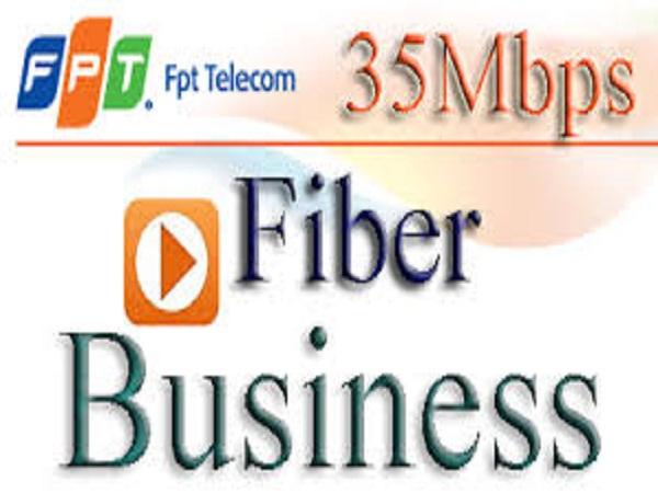 Gói cước mạng cáp quang FPT Fiber Business tốc độ 45 Mbps