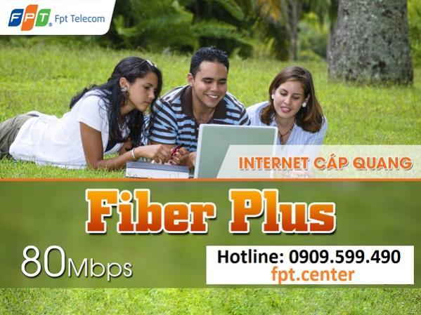 Gói cước cáp quang FPT Fiber Plus tốc độ 80 Mbps, gói cước internet FPT Fiber Plus cho doanh nghiệp, lắp mạng internet gói cước Fiber Plus, gói cước cáp quang FPT Fiber Plus bao nhiêu tiền 1 tháng, đường truyền FPT gói Fiber Plus 80 Mbps, lắp mạng FPT gói Fiber Plus cho doanh nghiệp.