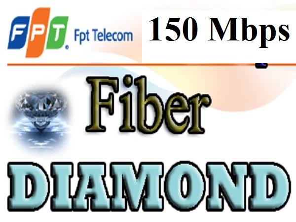 Gói cước cáp quang FPT Fiber Diamond tốc độ 80 Mps