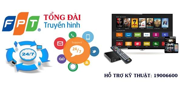 Tổng đài truyền hình cáp Fpt Hà Nội