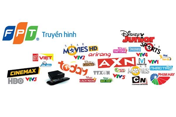 kênh nước ngoài trên truyền hình fpt hà nội