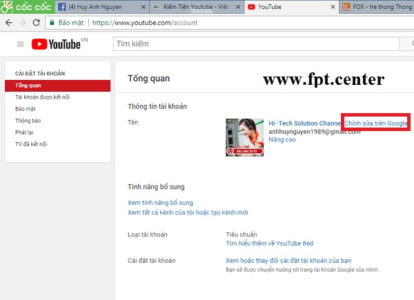 Hướng Dẫn Cách Xóa Kênh Youtube