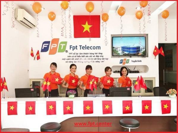 Văn Phòng Giao Dịch FPT huyện An Dương chi nhánh 160 đường 208