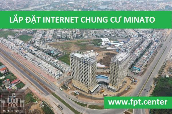 Đăng ký lắp đặt internet chung cư The Minato Residence