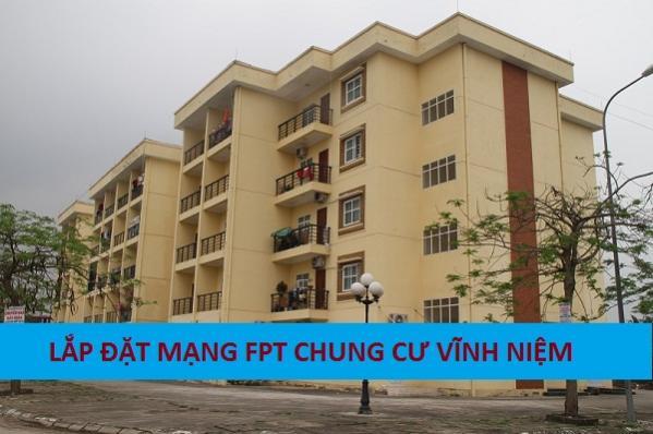 Đăng ký lắp đặt internet ở chung cư Vĩnh Niệm
