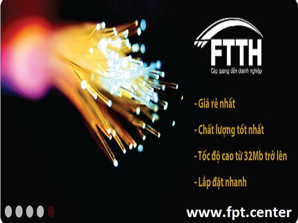 Bảng báo giá cáp quang FPT FTTH tại TPHCM và Hà Nội