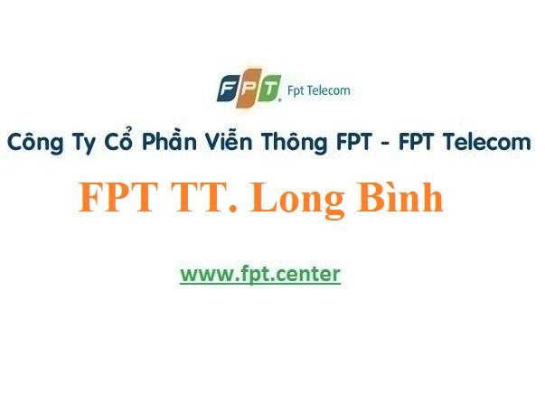 Lắp Đặt Mạng FPT Thị Trấn Long Bình Huyện An Phú Tỉnh An Giang