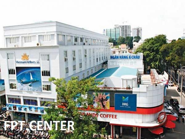 Lắp đặt internet FPT tòa nhà IMG building 27B Nguyễn Đình Chiểu quận 1 TPHCM