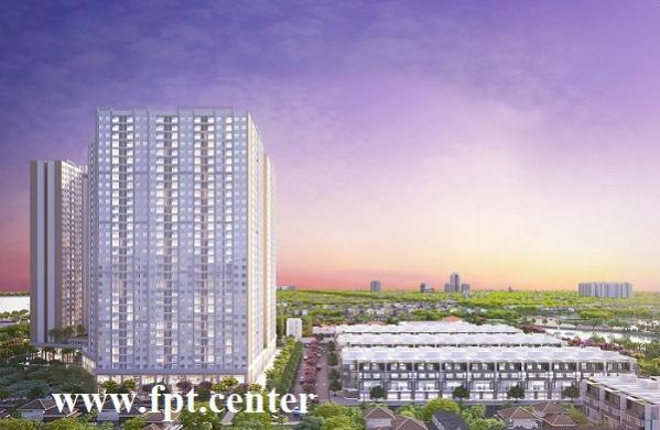 Lắp Đặt Mạng FPT Chung Cư City Gate 3 Quận 8