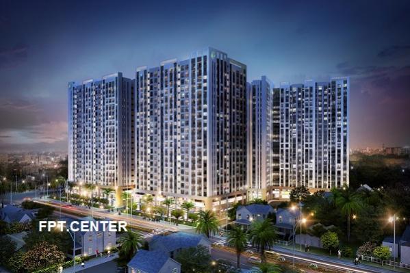Lắp Mạng FPT Chung cư Richstar Residence Tân Phú
