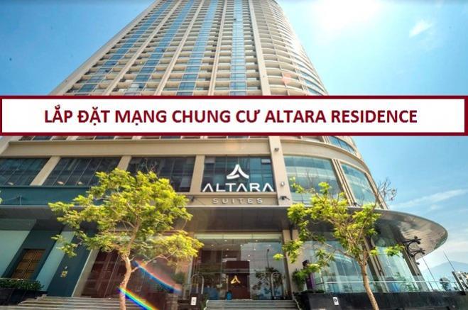 Đăng ký mạng internet ở căn hộ Altara Residences