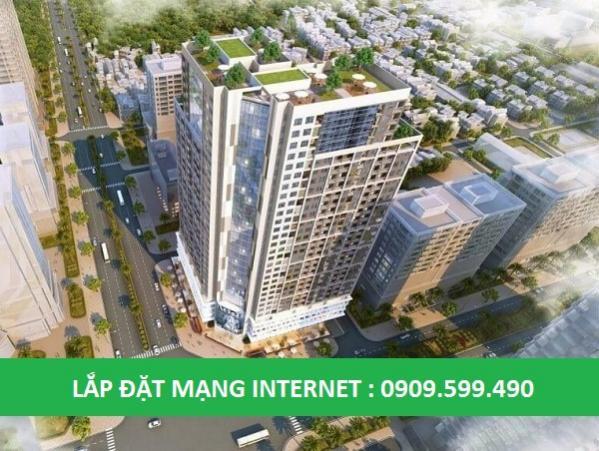 Đăng ký dịch vụ internet ở căn hộ Golden Park Tower