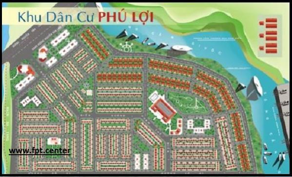 Lắp đặt mạng FPT khu dân cư Phú Lợi - Hai Thành
