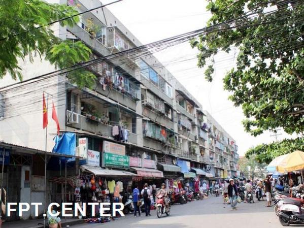 Lắp đặt mạng FPT cư xá Đường Sắt phường 1 quận 3 TPHCM