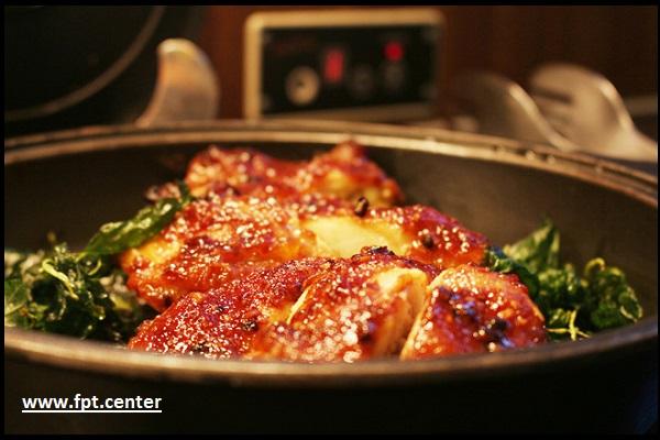 Cách làm món gà nướng kiểu Mỹ đậm đà thơm ngon