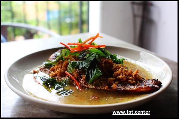 Cách làm món cá chẽm nướng kiểu Thái thật ngon và đậm đà
