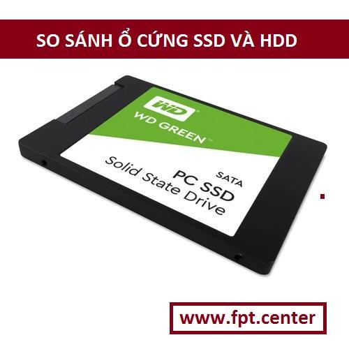 5 Yếu tố tạo nên điểm khác biệt giữa HDD và SSD